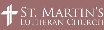 St. Martin's Church Website Developed by King Lincoln Studio